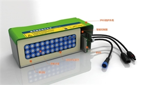 光伏路灯用石墨烯基锂离子电池-LV NCR18650 SM