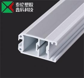PVC异形材、双色挤出异形材、圆管