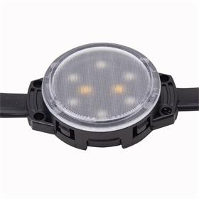 LED点光源  RGBW圆形点光源 深圳绿沙点光源
