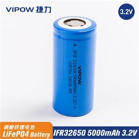 32650 5000mAh 3.2V 太阳能路灯 感应灯电池