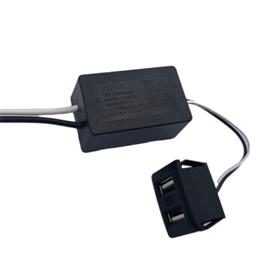一拖一+双USB(5V2A)