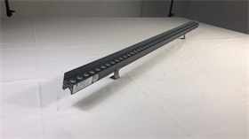 定制DMX512外控IP67防雨LED洗墙灯 大功率结构