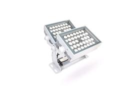 LED户外防水投射灯600W大功率双头泛光灯