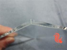 方形直光邊玻璃