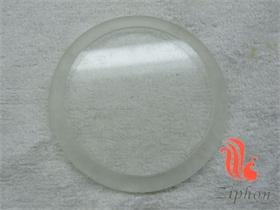 圓形臺階玻璃 燈具照明玻璃