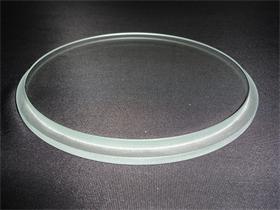 廠家直銷圓形鋼化玻璃