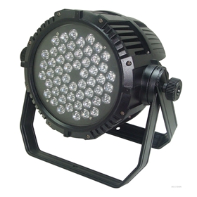 新款DMX512LED户外投射灯投光灯圆形