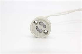 GU10陶瓷灯座  美规UL认证YX-300