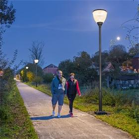 新款大南瓜庭院灯    太阳能庭院灯户外LED