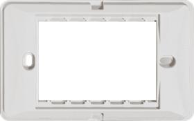 达锋118型开关插座中部框架