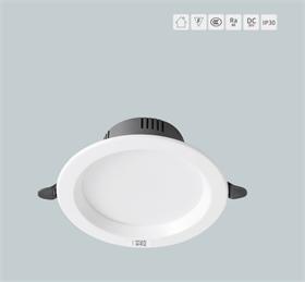 集中控制自带电源筒灯