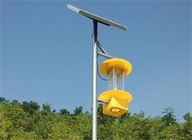 太阳能物联网杀虫灯NJ-IOT405