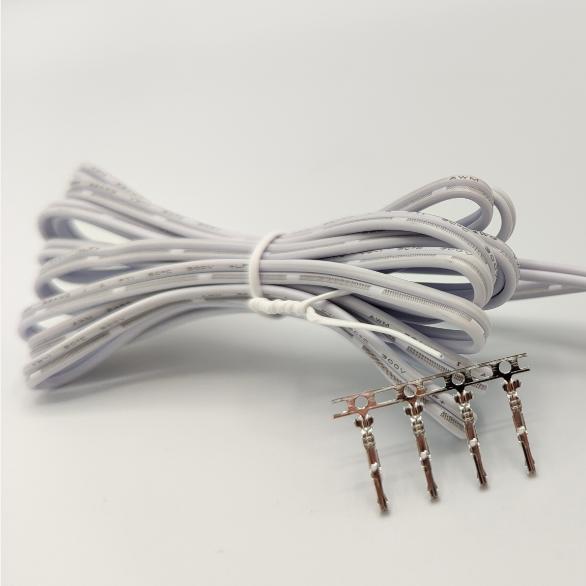 杜邦端子连接线,PVC,衣柜灯橱柜灯连接线,长度可定制