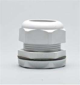 塑料材质防水接头是在电力系统中经常用到的一种连接器件。