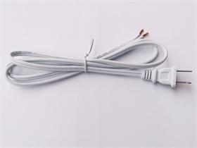 UL插头线大小片扁插认证平行线