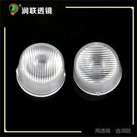 地埋灯透镜 直径22.4mm条纹面角度15°×60°洗墙灯