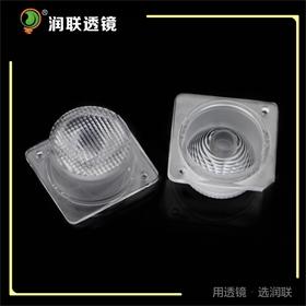 专配3535灯珠注塑模组透镜角度15°×45°广告灯箱侧发光