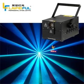 P10-10W超级动画激光带图案盘激光灯