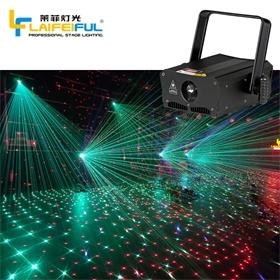 X7-2W全彩星空激光灯 满天星萤火虫婚礼堂宴会厅激光
