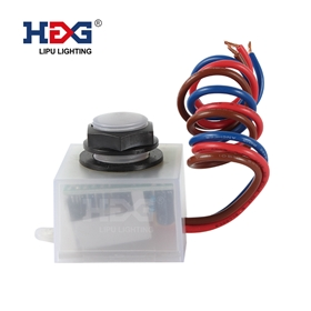 LP-401 全电子接线式光控器