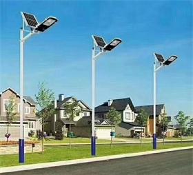户外 太阳能路灯