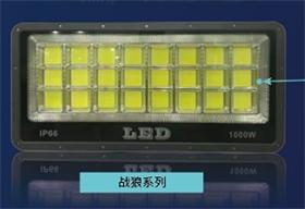 模组反光片系列 投光灯