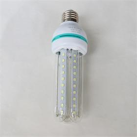 LED灯泡 节能U型led玉米灯 E27 家居照明高透明玻璃
