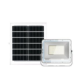 室外防水IP66智能控制雷达感应太阳泛光灯