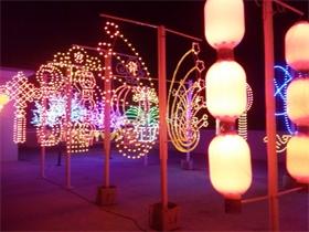 灯笼中国结 佟城照明