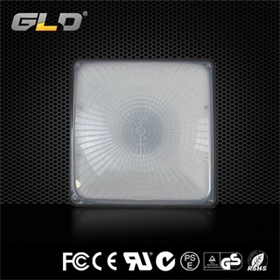 美式LED油站灯 方形吸顶灯防爆白光100W/200W