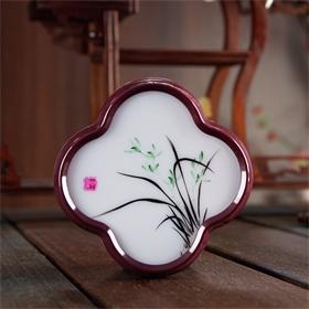 柯丽雅LED光控感应小夜灯中国风梅花创意批发小礼品卧室走廊房