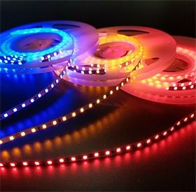 2835 24V 120灯低压LED灯带线型商照工程商场灯带