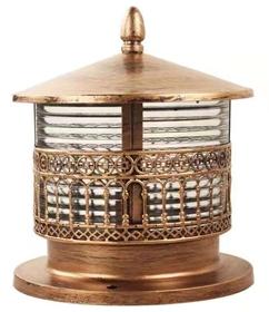 尚仁 圍墻銅柱頭燈