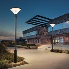 戶外庭院燈3米 太陽能路燈庭院燈節能燈感應燈防水無線黑自動亮