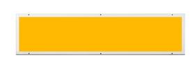 LED 面板灯 净化灯黄1200x300