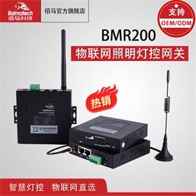 BMR200照明控制网关 智慧灯头控制 光照控制终端远程控制