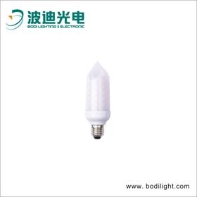 LED拉尾泡火焰灯
