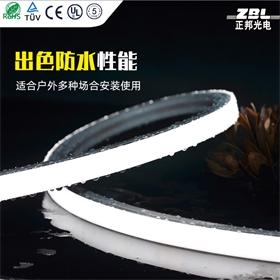 柔性霓虹灯带1212纯硅胶灯带LED灯条工程亮化防水柔性灯带