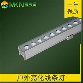 浙江LED硬燈條生產廠家DMX512線條燈工程亮化公司