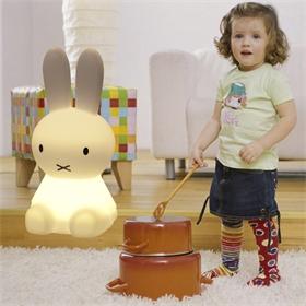 滚塑发光米菲兔生产定制各动物模型LED发光滚塑玩具小夜灯