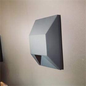 欧式简约户外LED贴片式防水壁灯外墙灯过道灯卧室床头灯