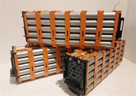 38.4V55AH磷酸铁锂模组电池