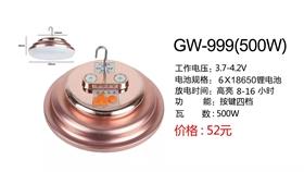 GW-999 铝合金LED球泡