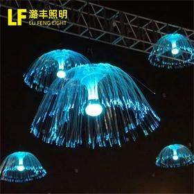 景观灯网红馆水母挂件灯公园景区市政工程广场厂家园林LED过街