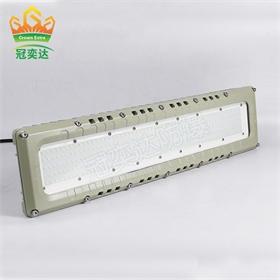 LED荧光条形灯隧道管廊喷漆涂装防爆灯20W40W60W80