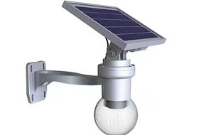 太阳能庭院灯壁灯