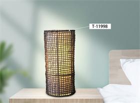 启鸿 特色工艺编织台灯 t-11998