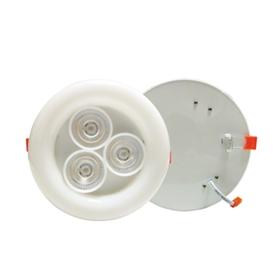COB面板灯 24W