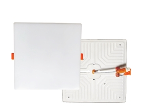 无边框自由开孔面板灯 方形面板灯 24W-64