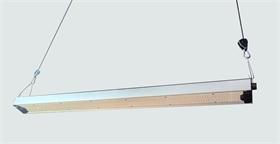200w单条高效全光谱660nm可调光可远程调控室内温室